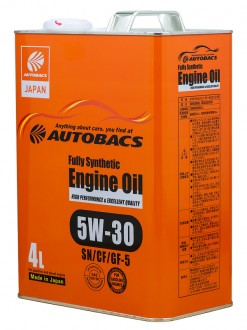 Масло AUTOBACS ENGINE OIL FS 5w30
